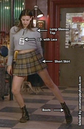 corey costume empire records