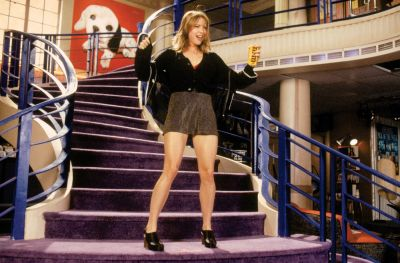gina empire records full outfit